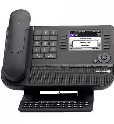 alcatel 8068bt ip premium desk phone