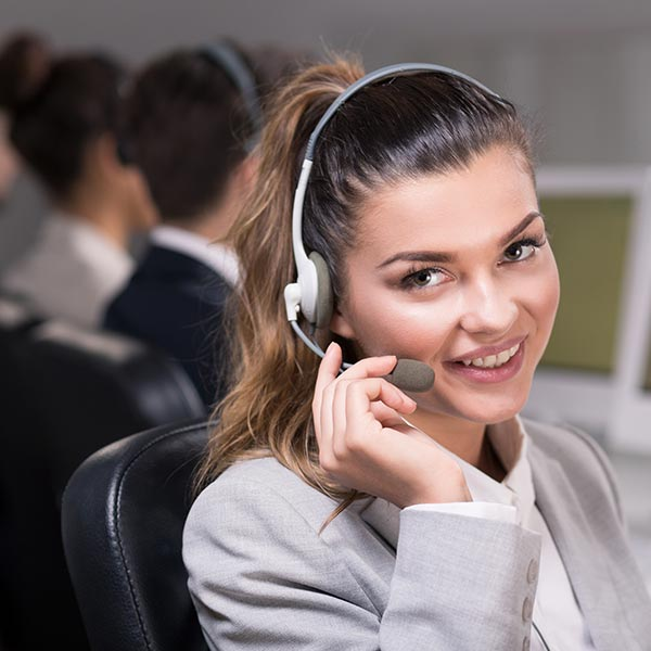 Call Centre Phone Setup