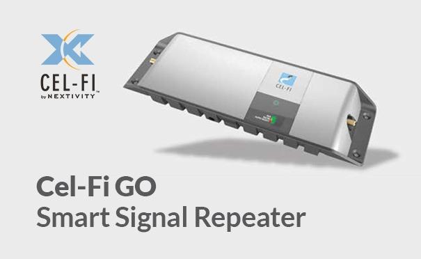 Cel Fi Go Signal Repeater