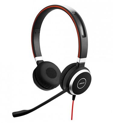 jabra evolve 40 3.5mm/usb stereo headset