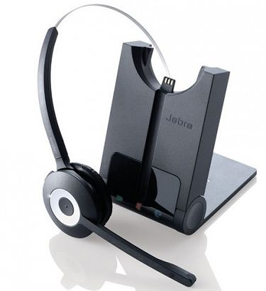 jabra pro 920 mono wireless telephone headset - refurbished