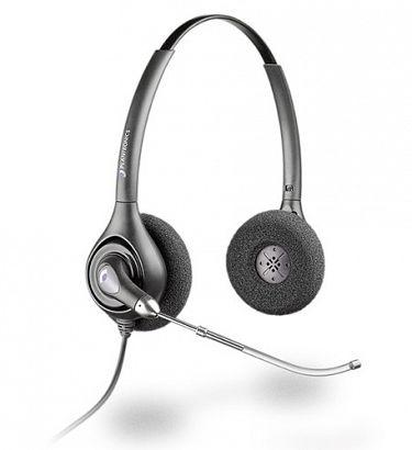 plantronics h261 supraplus binaural headset