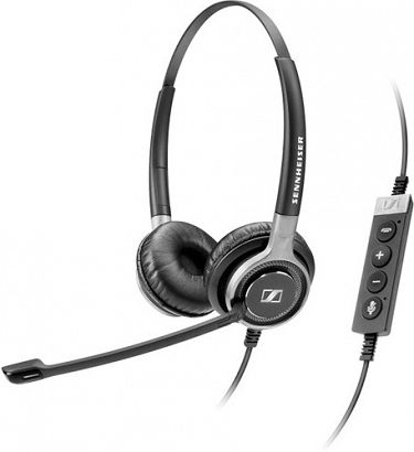 sennheiser century sc 660 wired usb headset