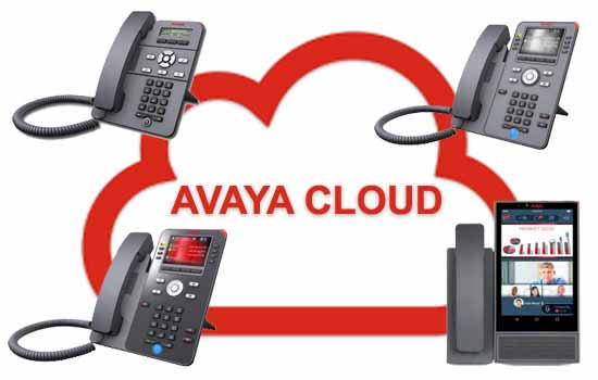 Avaya Cloud